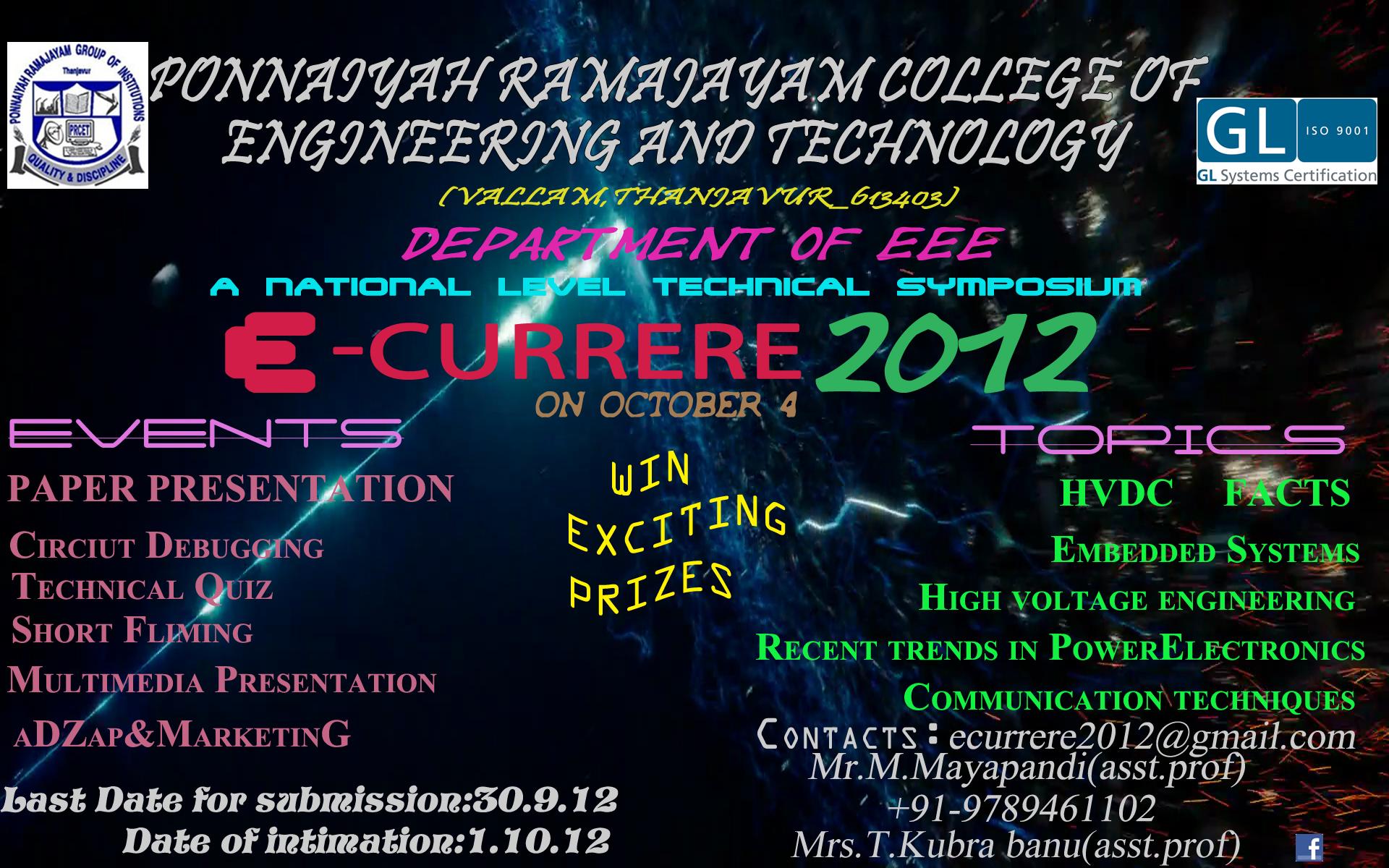technical symposium